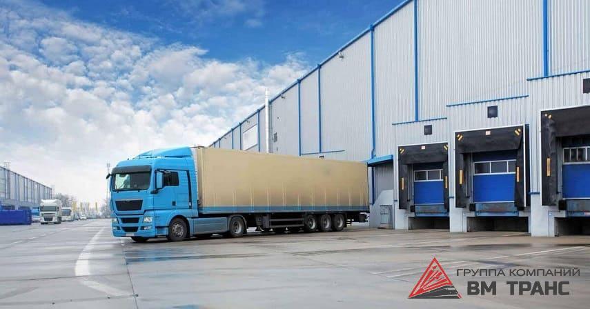Доставка грузов в торговые сети в Москве
